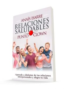 Libro 3d Relaciones Saludables punto Clown